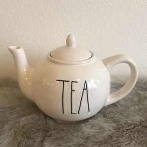 Rae Dunn TEA teapot tea pot